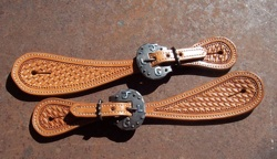 custom back cinch buckles